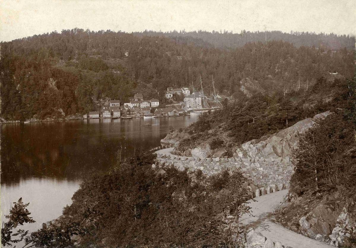 Veien Østover 3 - Tvedestrandsfjorden