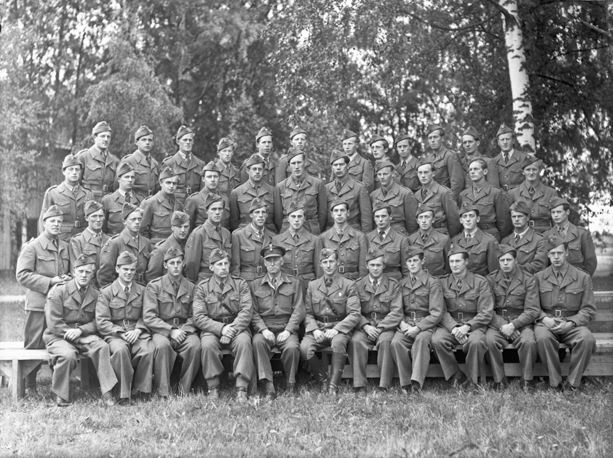 Gruppe militære.