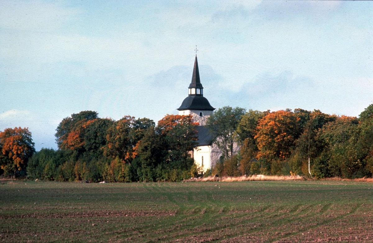 Enköpings-Näs kyrka, Enköpings-Näs socken, Uppland 1975