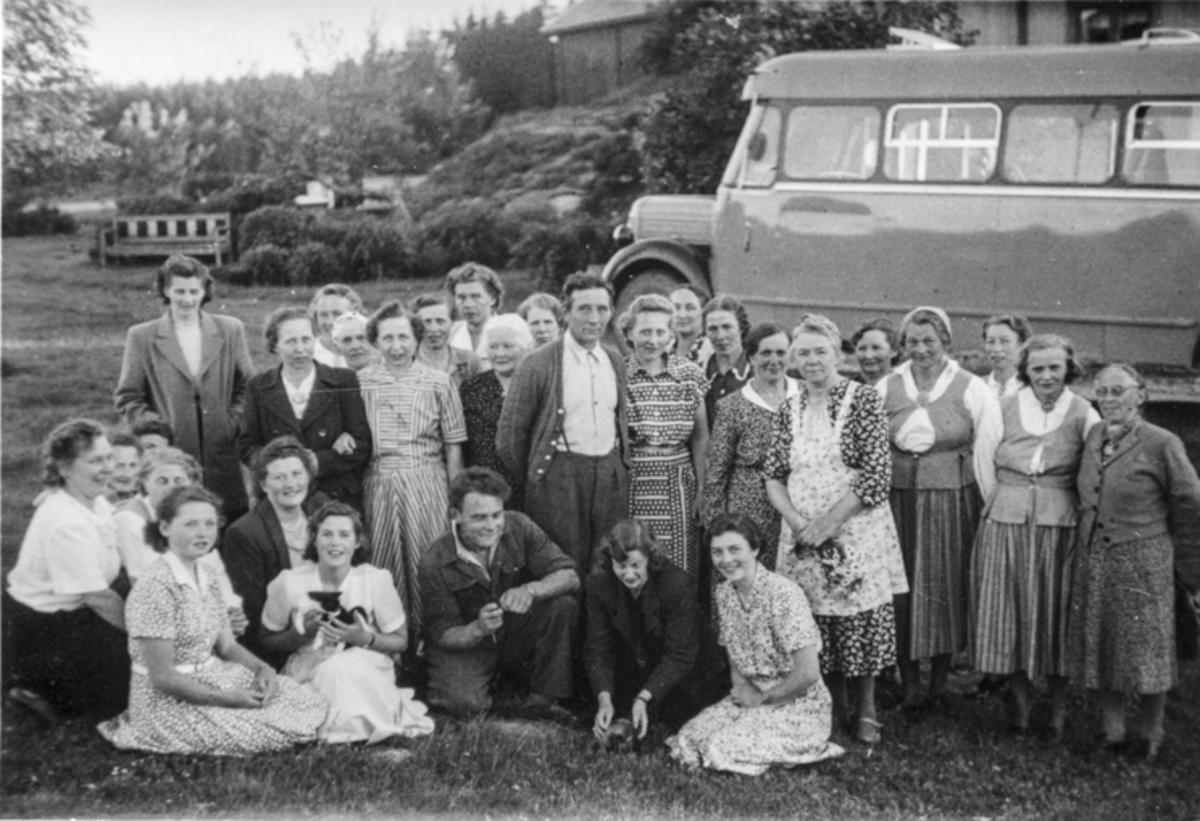 Busstur til Tuhus i Skotterud
