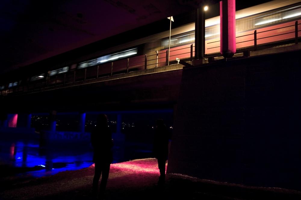 Fargen rosa - Fra fotoutstillingen #ff004 i 2012