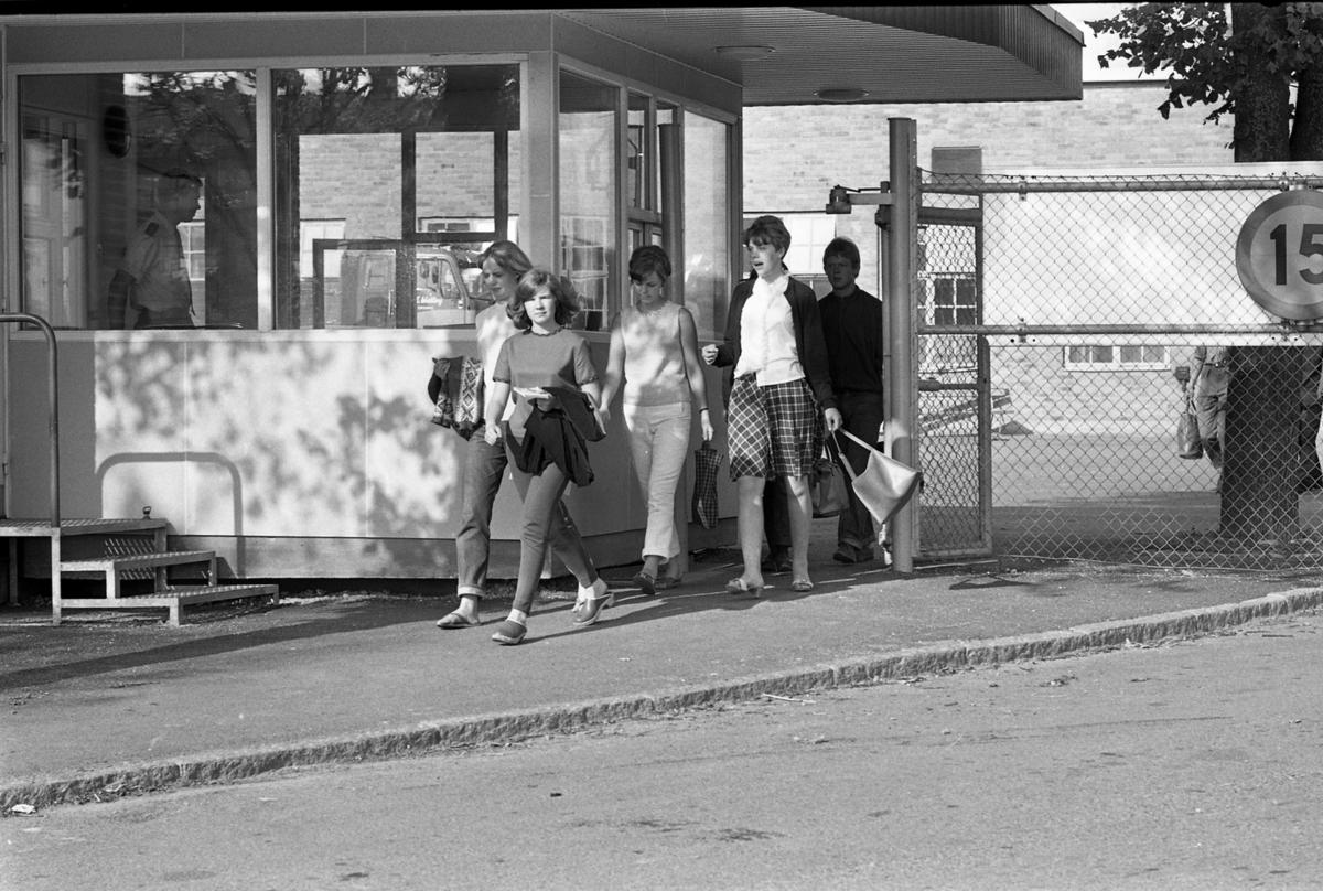 Enkät Pappersbruket, IOGT-kille 8 juli 1967
