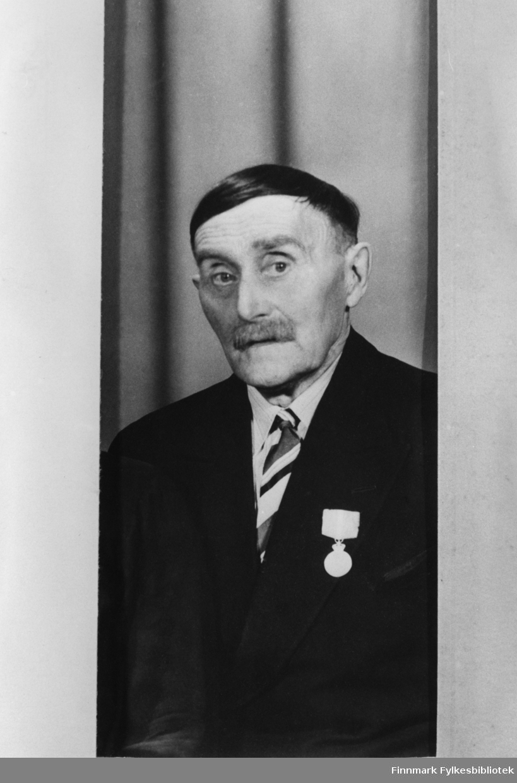 Nikolai Konrad Nordlie.