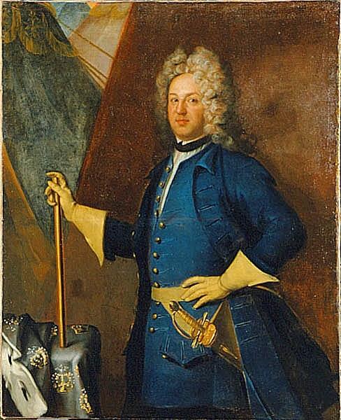 Stanislaus I Leszczynski, 1677-1766, kung av Polen
