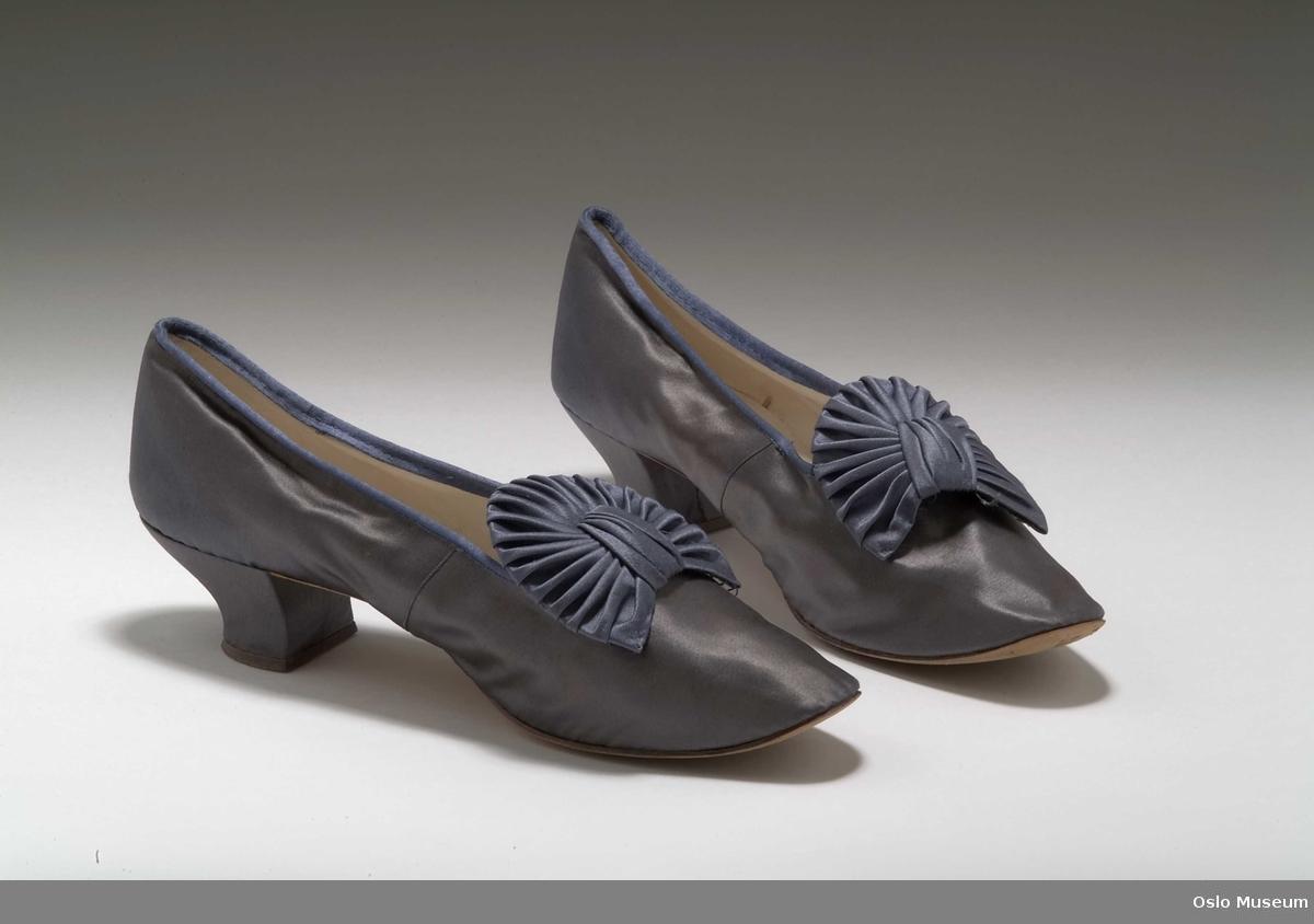 1800 tallet sko støvletter