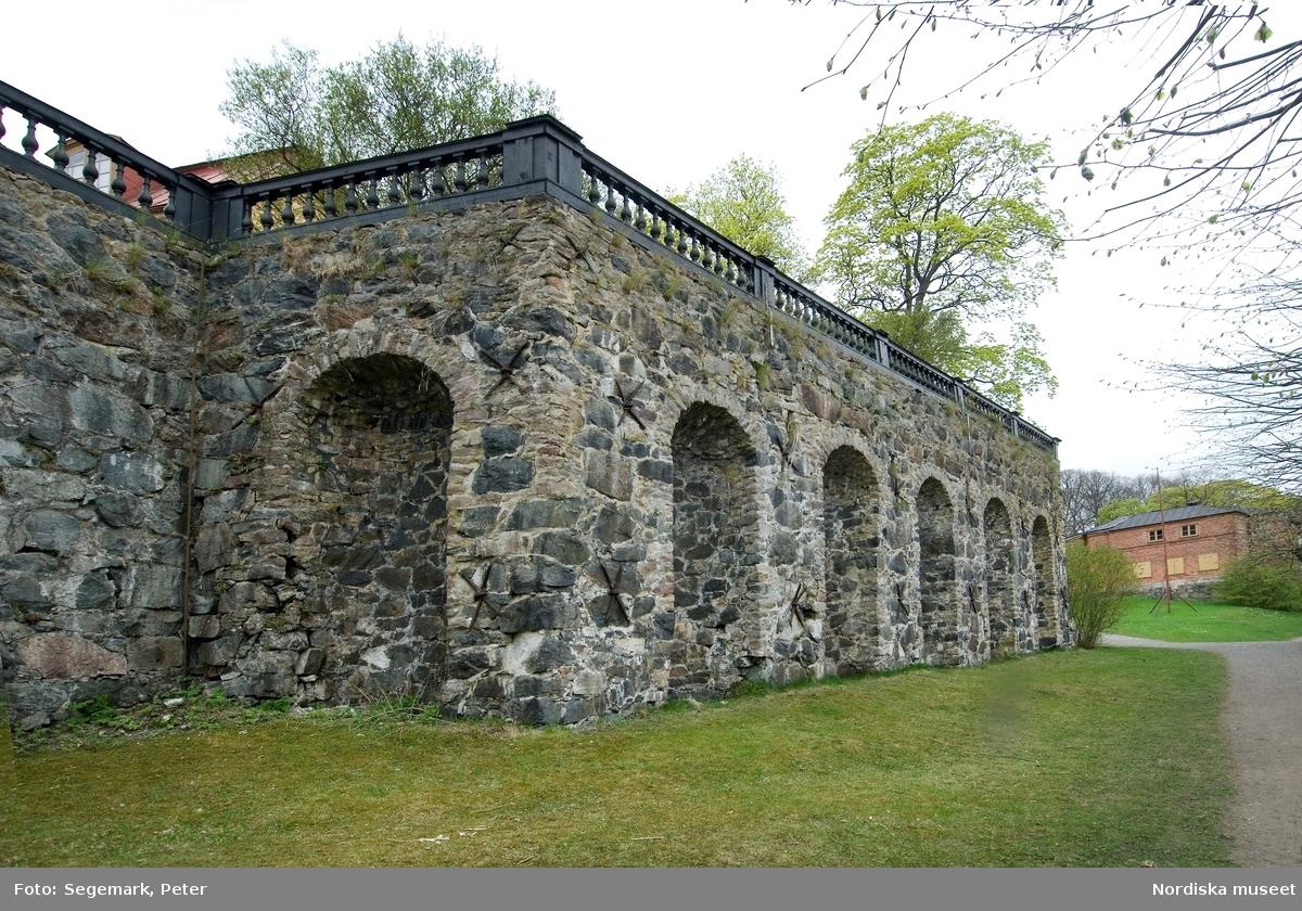 Svindersvik Exteriörer Nordiska museet Grill.