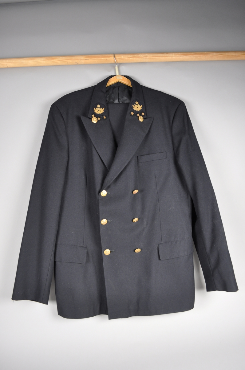 Uniform Norges Postmuseum DigitaltMuseum