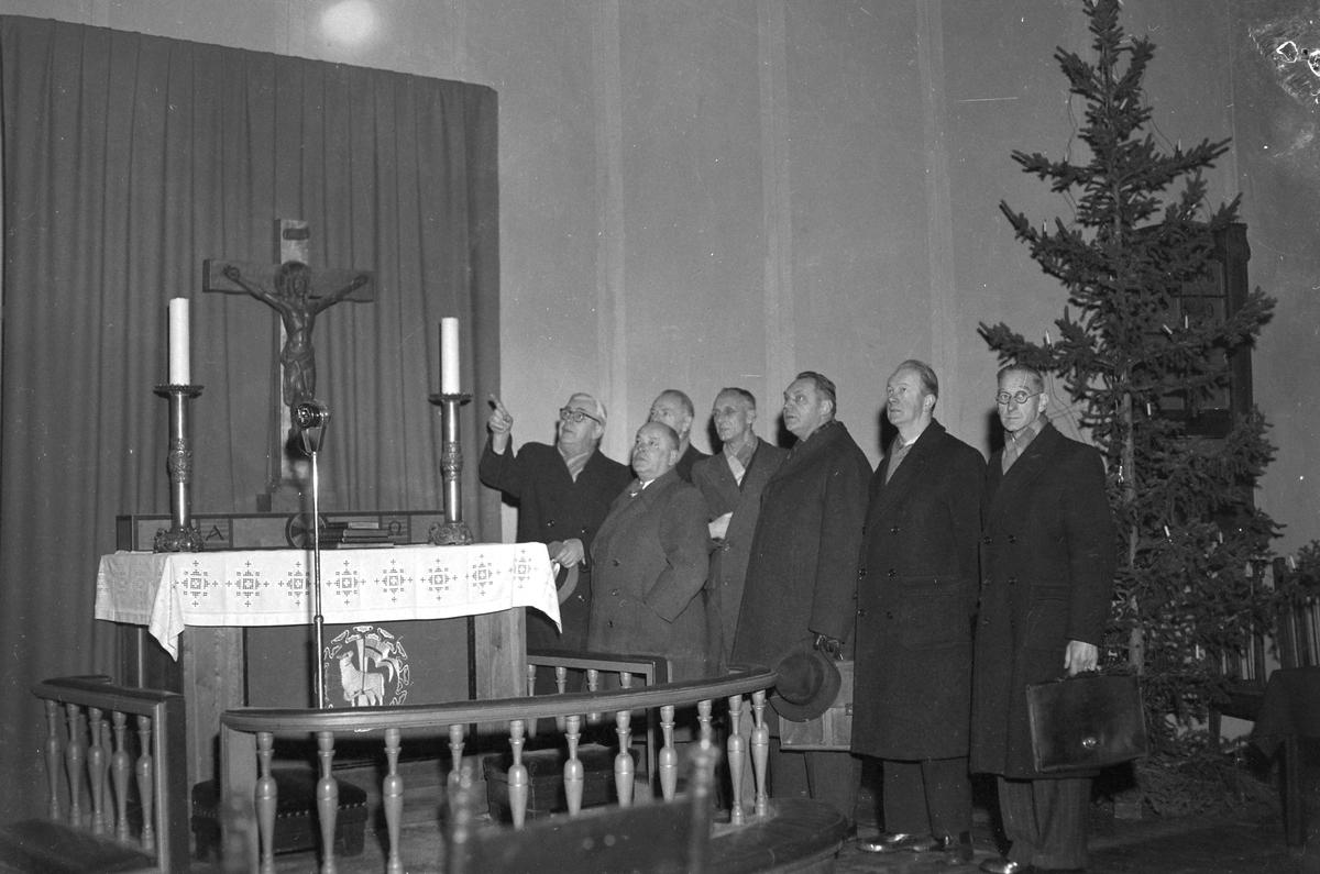 Trondheim kirkelige fellesråd på befaring