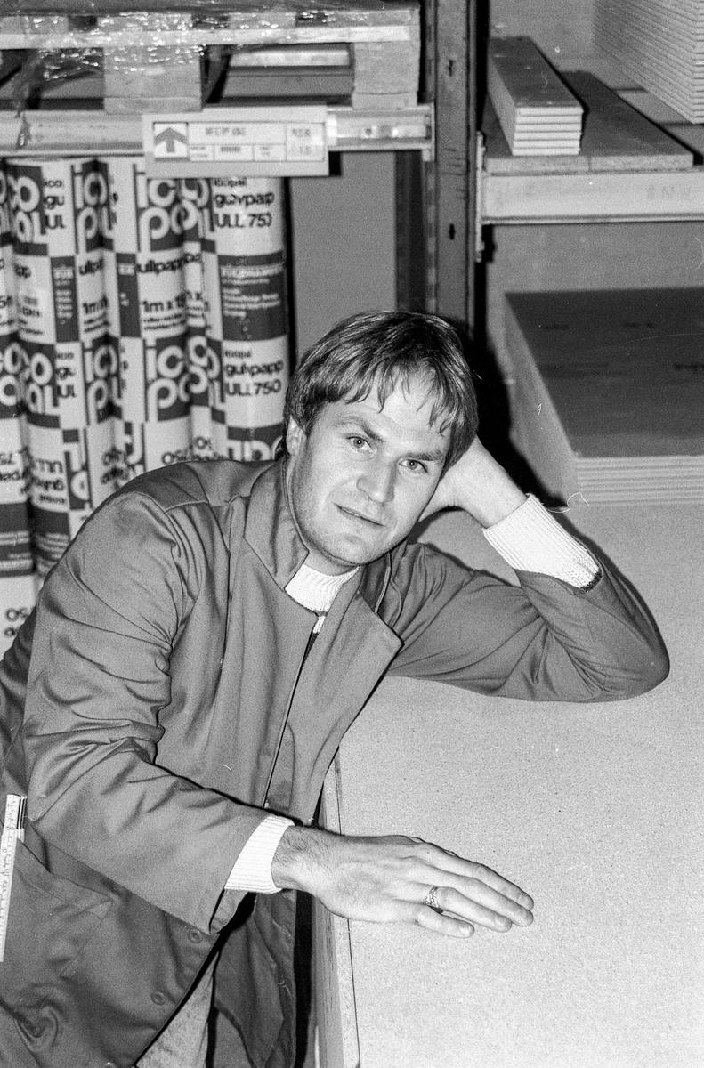 Lars Norum, innehaver av Ski Byggi Kjeppestadveien i Ski.