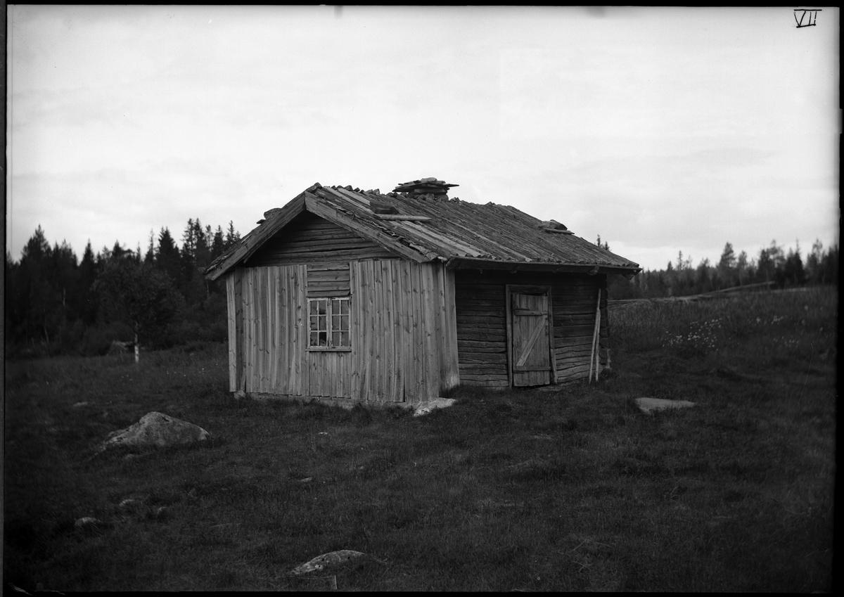 Kokhus Kvarntorp från sydväst.