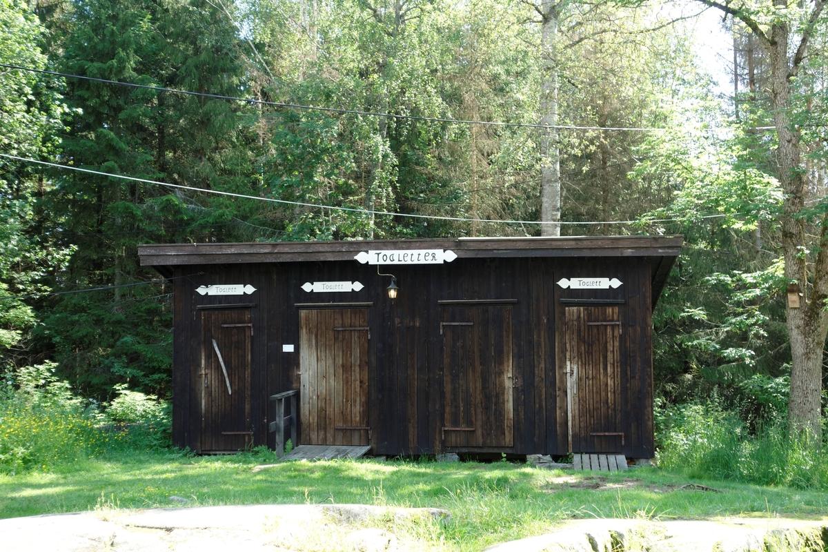 Utedo og bod Engerbygningen, Eidsvoll bygdetun