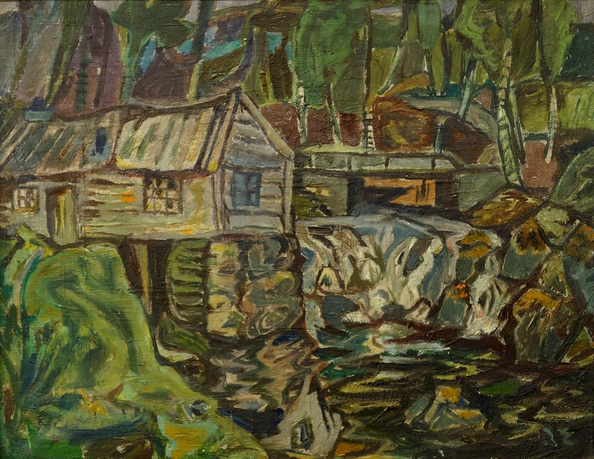 Kvernhus [Maleri]