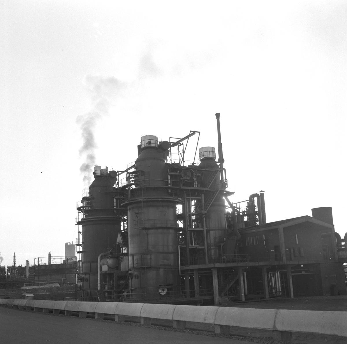 Olycka i Kvarntorp.  9 maj 1959.