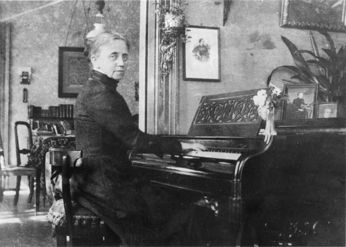 Hartmann, Fredrikke (1848 - 1930)