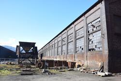 Smelteverket, omnshus