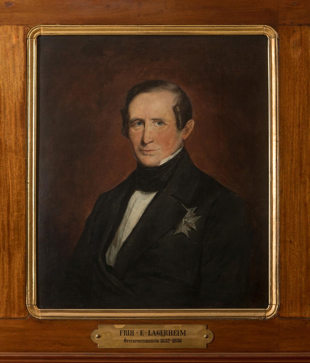 Lagerheim, Elias (1791 - 1864)