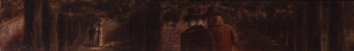 Spasergang [Maleri]
