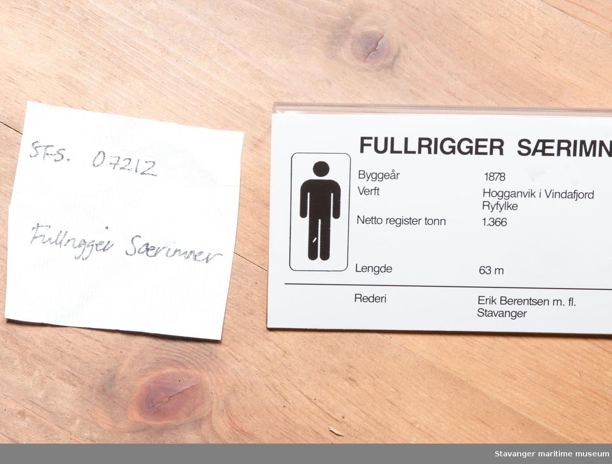 Fullrigger Særimner