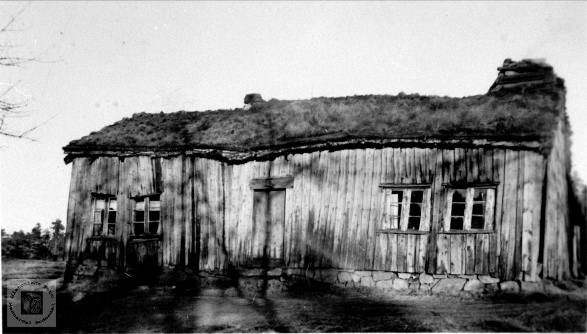Øvre Hunsdal i Laudal.