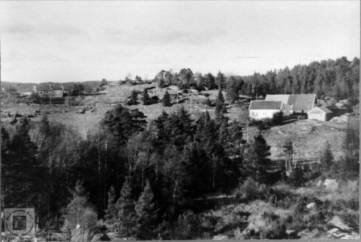 Høyland i Øyslebø.