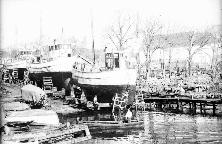 """""""Lyckans slip Fiskebäck. 1963"""""""