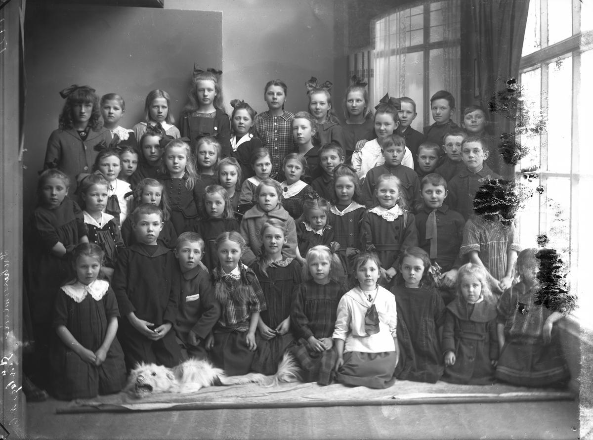 Frelsesarmeens søndagsskole i Grimstad