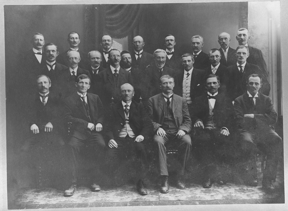 Skedsmo Herredstyre 1917 - 1919.
