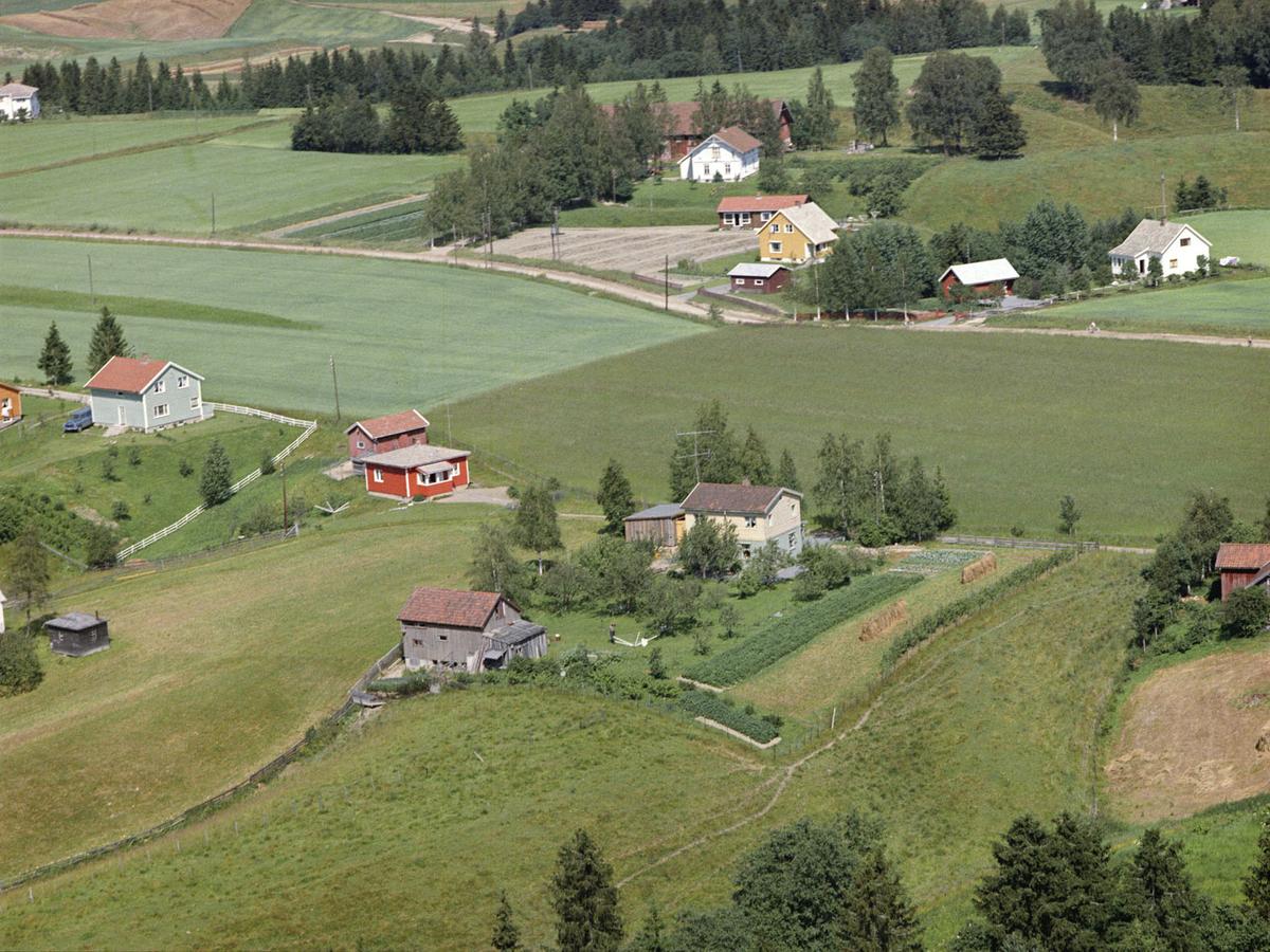 Villa Fredbo, Almvegen