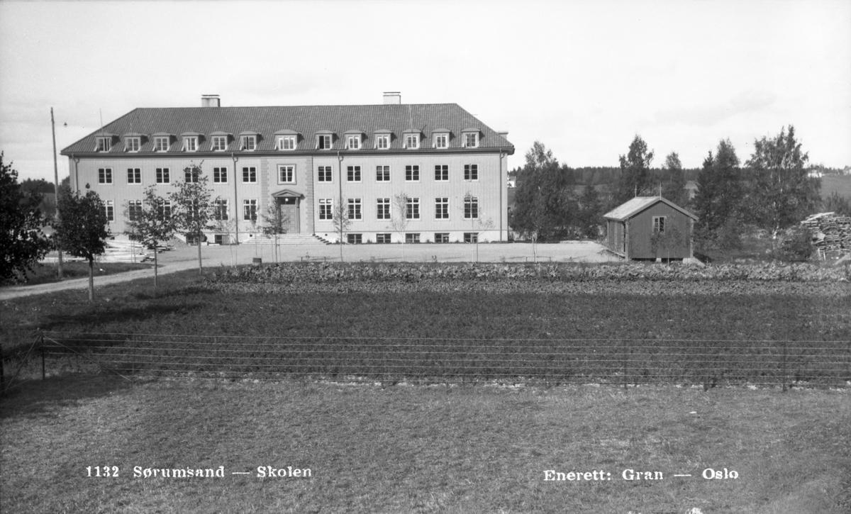 Jentoft Husmorskole, Sørumsand